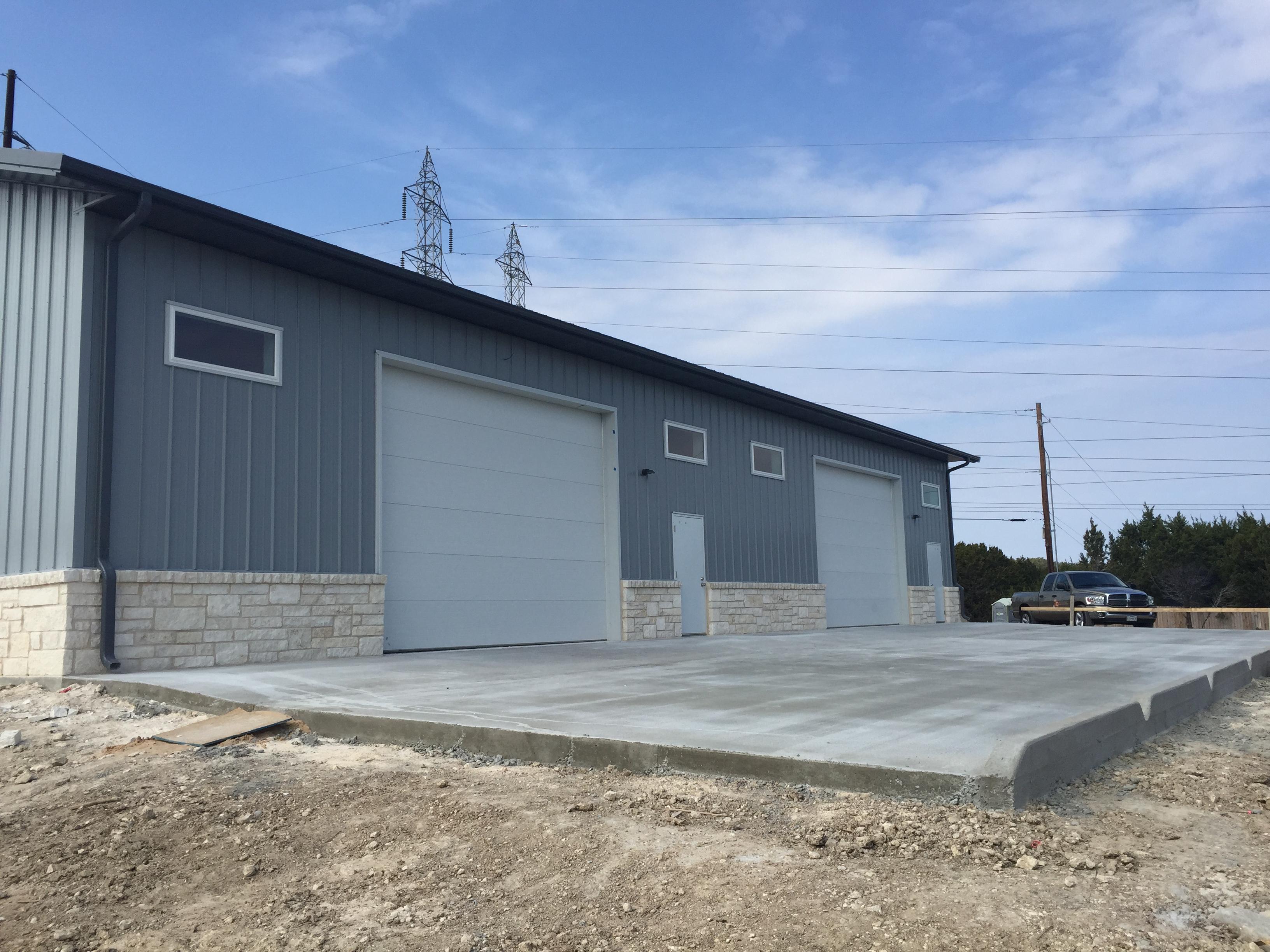 Commercial Warehouse Builder