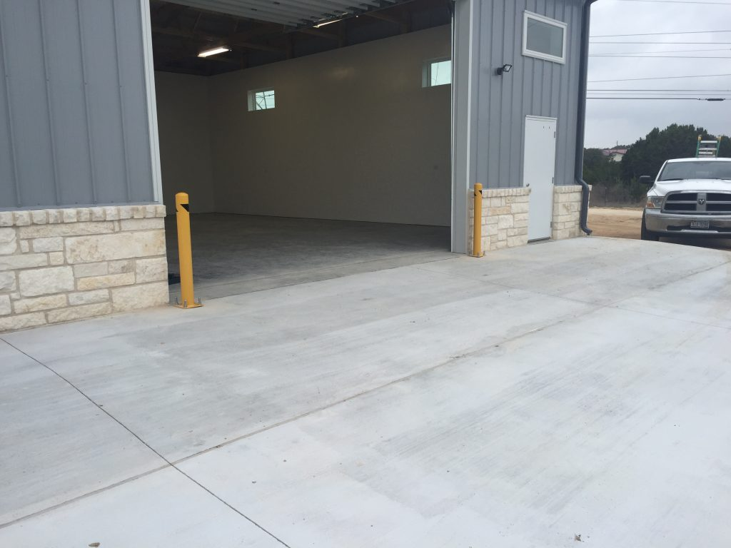 warehouse contractor austin tx