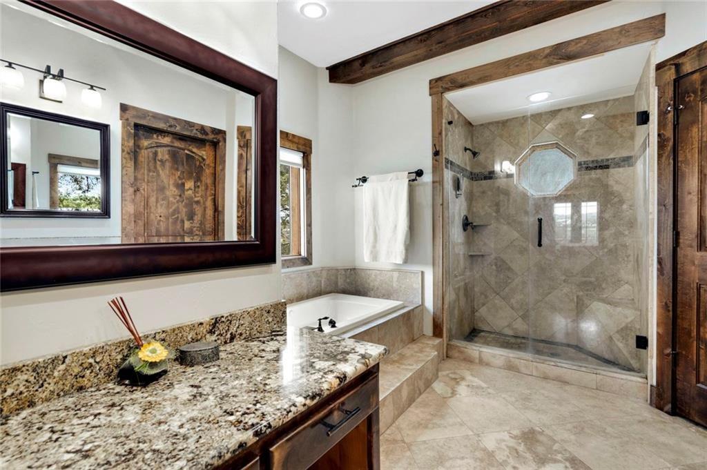 Spicewood Bathroom