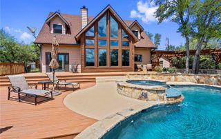 Spicewood Custom Home