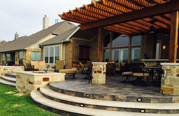 Terra Vista deck project
