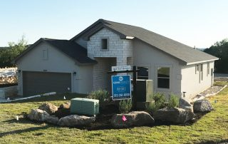 Boggy Ford Custom Home in Lago Vista
