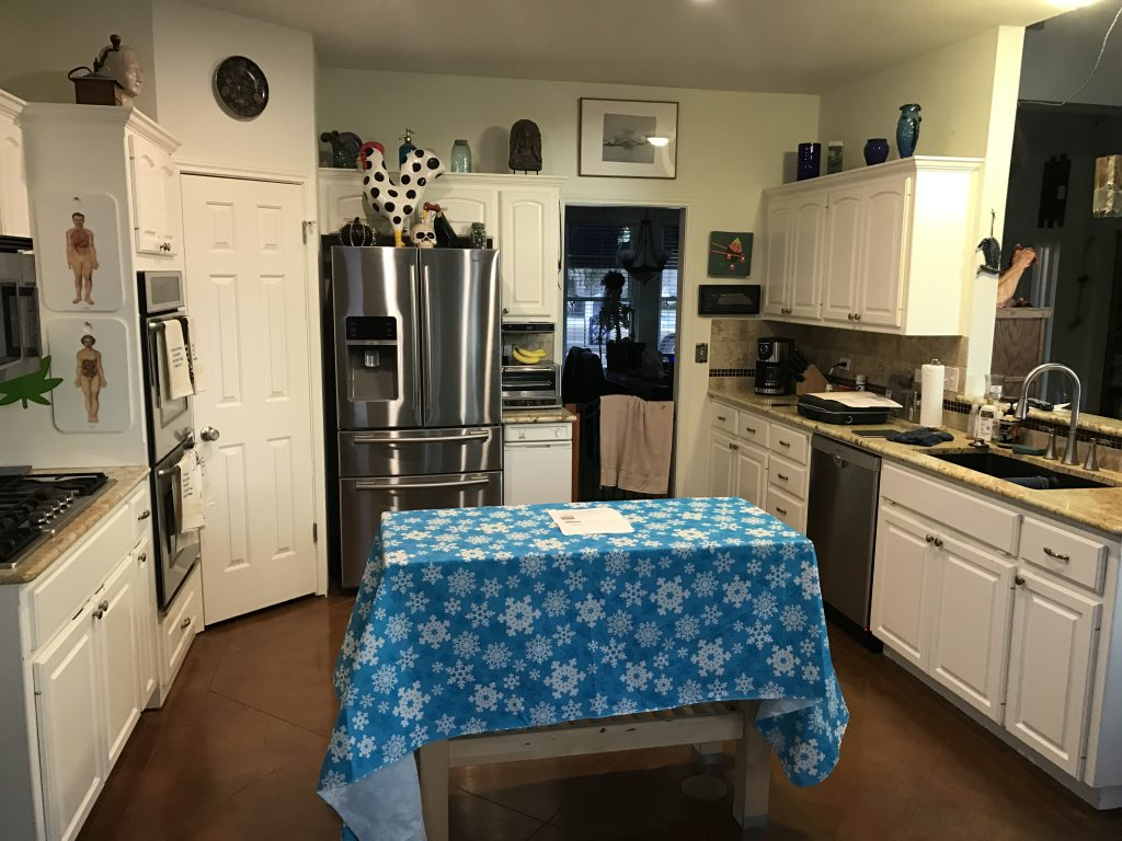 Georgetown Before Kitchen
