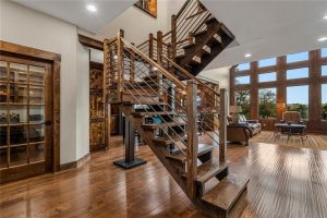 Custom Stairway