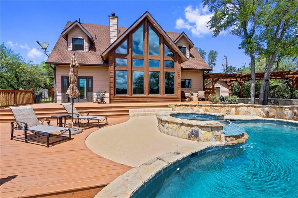Custom Spicewood Springs Home