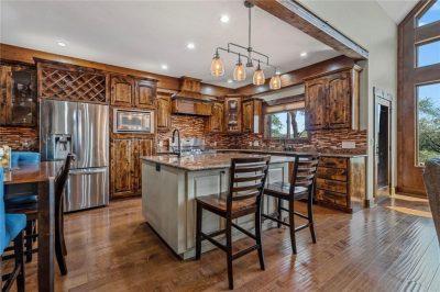 spicewood custom home