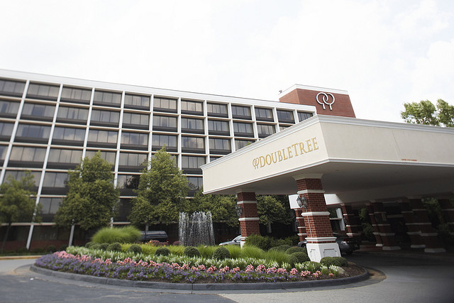 Doubletree Charlotesville