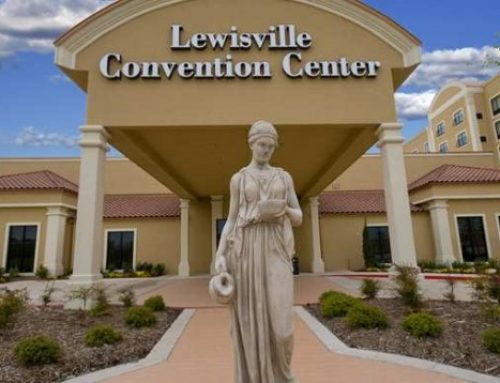 Lewisville Convention Center – Lewisville, Tx