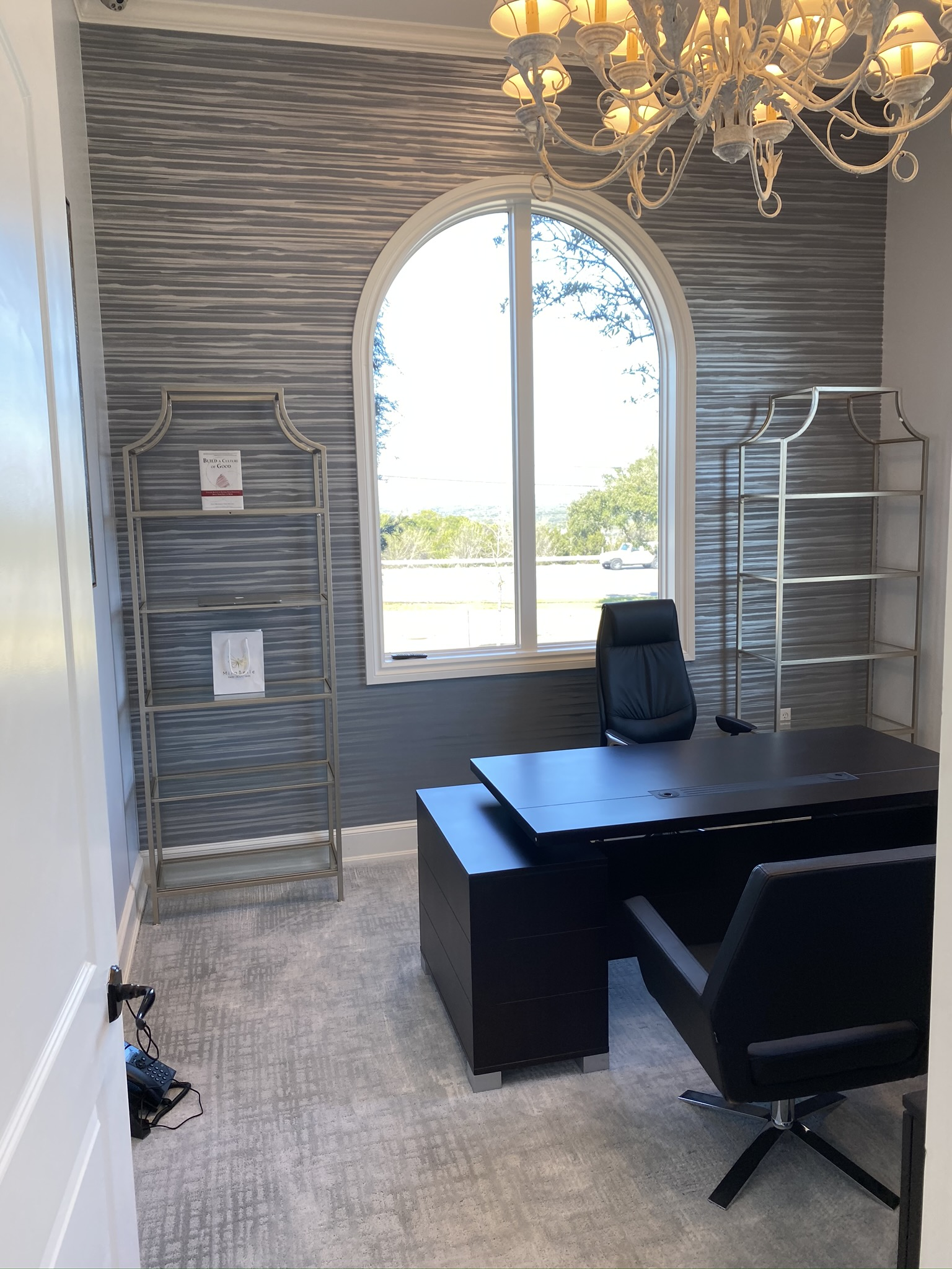 M Robinson office